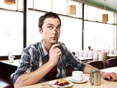 jim parsons makeup. Jim Parsons