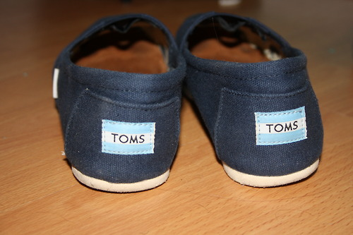 I wonder how come no one is protesting TOMS, since they donate to the same anti-gay hate groups that Chick-Fil-A does?