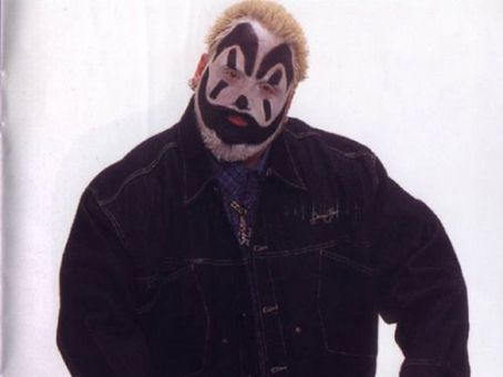 Violent J of Insane Clown Posse